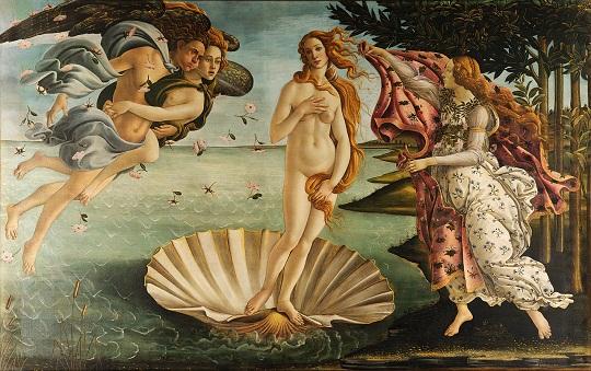 The-Birth-of-Venus-c1486-Sandro-Botticelli
