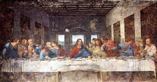 The-Last-Supper-1495-98-Leonardo-da-Vinci