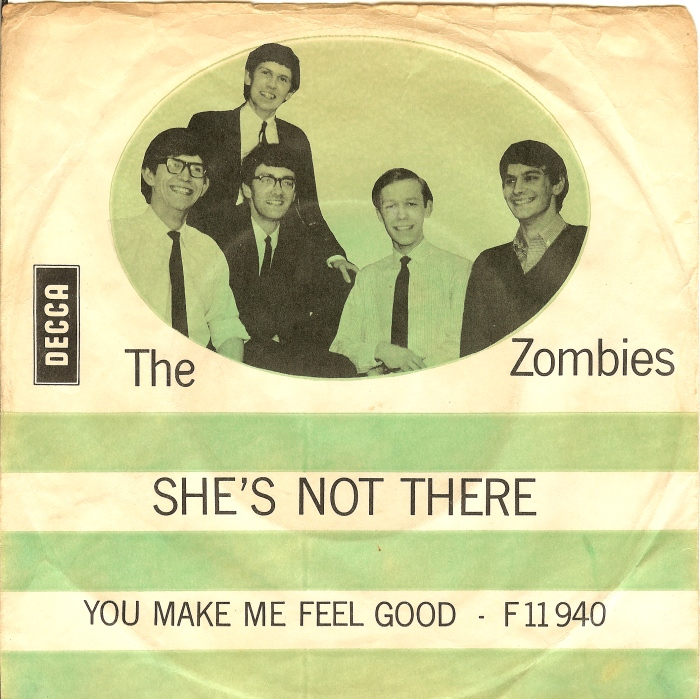 the zombies shes not there 1964 10