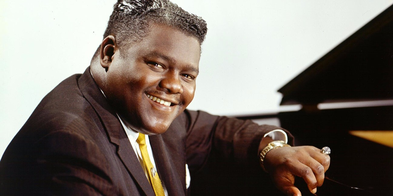 the big beat fats domino still